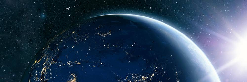 Aktien zu Weltraum
