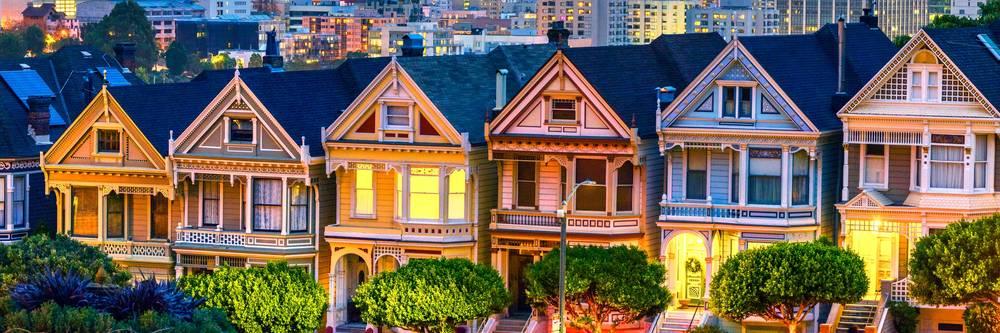 Aktien zu Wohnungsbau-USA